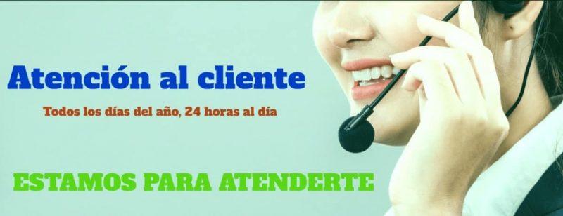 Servicio de atención al cliente MuchosViajes